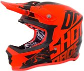 Shot Crosshelm Furious Venom Neon Orange Gloss-S