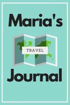 Maria's Travel Journal