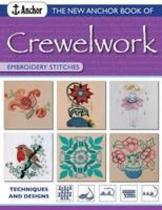 New Anchor Book of Crewelwork Embroidery Stitches