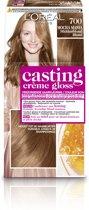L'Oréal Paris Casting Crème Gloss Haarverf - 700 Middenblond