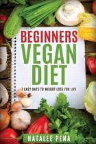 Beginners Vegan Diet 7 Easy Days to Weight Loss for Life