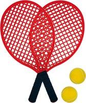 Kinder Tennis Racket Tennisset 2 Rackets + 2 Ballen