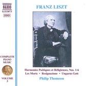 Liszt: Complete Piano Music Vol 3 / Philip Thomson