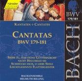 Cantatas BWV179-181