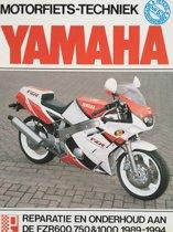 Yamaha FZR 600, 750 en 1000