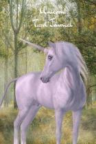 Unicorn Tarot Journal