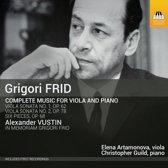 Complete Music For Viola & Piano