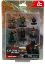 Dungeons and Dragons Icons of the Realms: Starter Set Miniatures