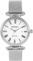 Prisma Dameshorloge P.1933 All stainless Zilver