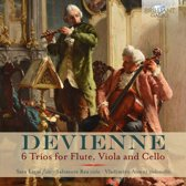 Devienne: 6 Trios For Flute, Viola & Cello
