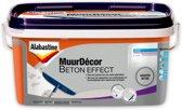 Alabastine Muurdecor Betoneffect Modern Beton 5 L