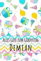 Alles Gute zum Geburtstag Demian