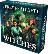 Disc World Witches Board Game