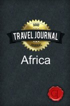 Travel Journal Africa