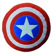 Marvel Avengers Schild 3D - Kussen - �36 cm - Multi