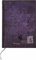 D1110-1 Dreamnotes notitieboek Mail 15 x 10,5 cm paars