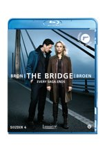 The Bridge - Seizoen 4 (Blu-ray)
