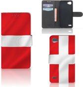 Bookstyle Case LG Q6 | LG Q6 Plus Denemarken
