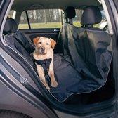 Auto-hondendeken | Auto achterbank bescherm hoes | zwart