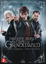 DVD cover van Fantastic Beasts 2 - The Crimes of Grindelwald