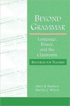 Beyond Grammar