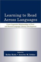 Learning to Read Across Languages