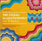 100 zigzag- en golfpatronen om te haken