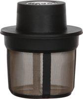 Theezeef Finum Brewing Basket M - zwart