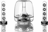 Harman Kardon SoundSticks III - 2.1 speakerset - Transparant