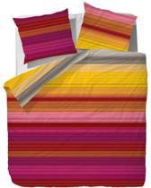 COVERS & CO Dekbedovertrekset  Malea - 140x200/220 cm + 1 sloop 60x70 - Multi