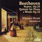 Beethoven: Septet Op.20, Quintet Fo