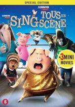 DVD cover van Sing