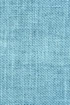 2019 Daily Planner Blue Burlap Faux Texture 384 Pages