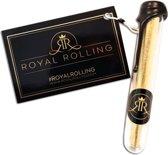 Gouden vloei cone|joint (24K Gold Rolling Paper)