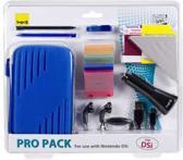 Logic3 Accessoireset Blauw DSi