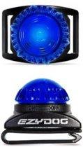EzyDog Adventure Light - groot - blauw