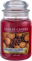 Yankee Candle - Mandarin Cranberry - 623g