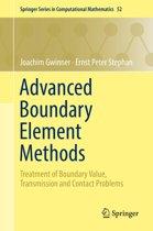 Advanced Boundary Element Methods