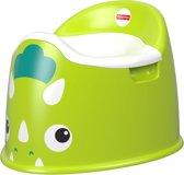 Fisher-price Plaspotje Dino Potty Junior 28 Cm Groen/wit