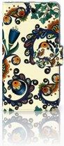 Apple iPhone Xr Boekhoesje Design Barok Flower