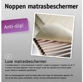 90x220 Matrasbeschermer matrasonderlegger Noppen