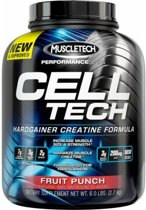 Muscletech Cell-Tech - 2720 gram - Orange