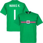 Costa Rica Keylor Navas T-Shirt - M