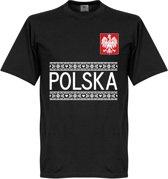 Polen Keeper Team T-Shirt - Zwart - XS