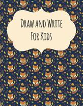 Draw And Write For Kids