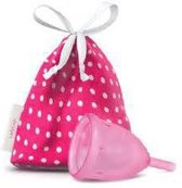 LadyCup Menstruatiecup pink - Maat L