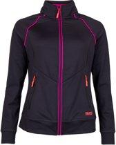 Sjeng Sports Lampetia  Sportvest - Maat M  - Vrouwen - donker blauw/roze