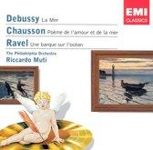 Chausson: Poeme De L'Amour Et De La Mer,Op.19/Ravel: Une Barque Sur L'Ocean/Debussy: La Mer