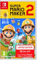 Super Mario Maker 2 - Limited Edition - Switch