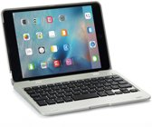 iPad Mini 1/2/3 Toetsenbord Keyboard Full Protection Zilver